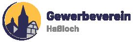 Gewerbeverein Haßloch e. V. Logo